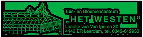 Tuincentrum en Bloemencentrum Het Westen in Leerdam