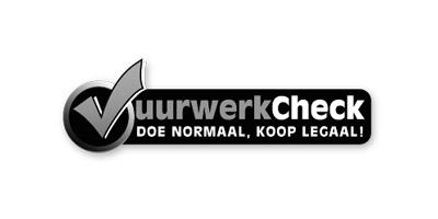 Doe normaal, koop legaal: VuurwerkCheck