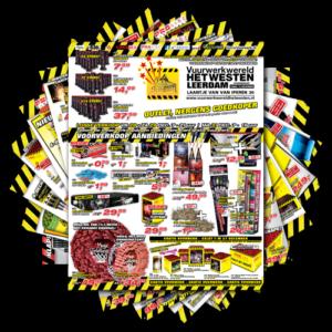 Vuurwerkfolder-Vuurwerkwereld-Westen-Leerdam-2018